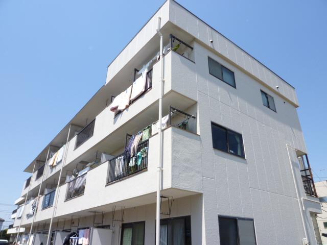 第6浅井マンション外観写真