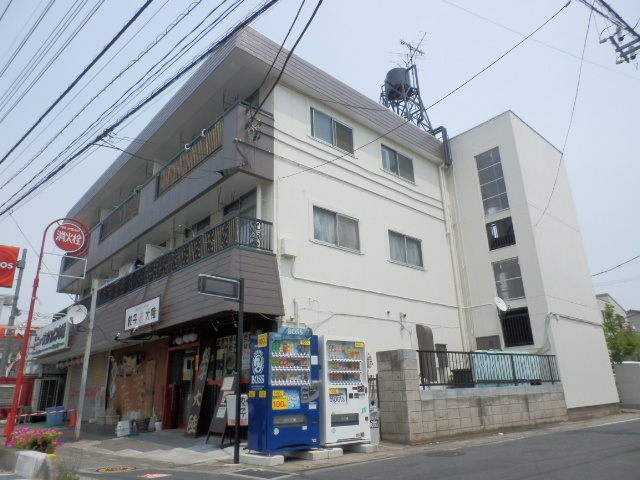 松江マンション外観写真