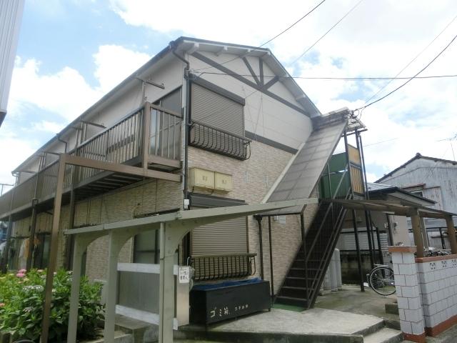 コーポ新田外観写真