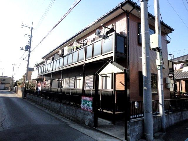 織田ハイツ外観写真