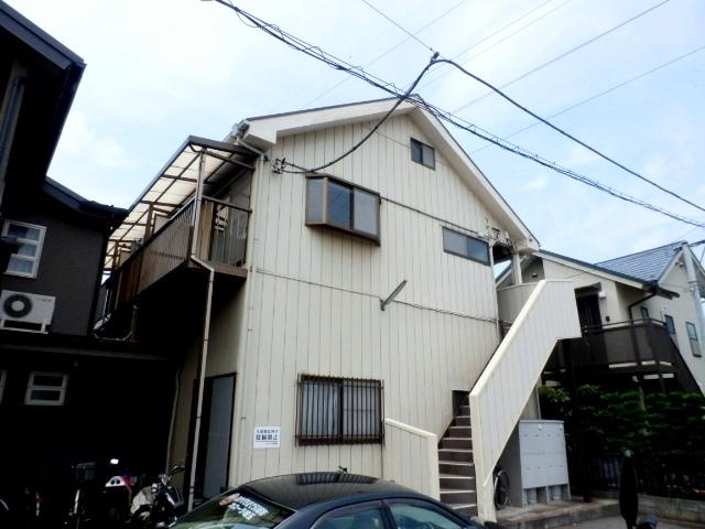 コーポ持田外観写真