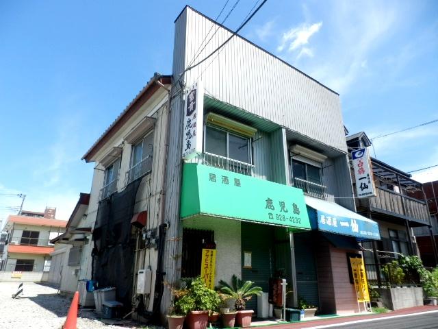 香崎アパート外観写真