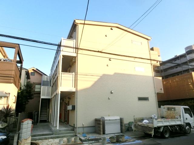キャメル草加氷川町Ⅱ外観写真