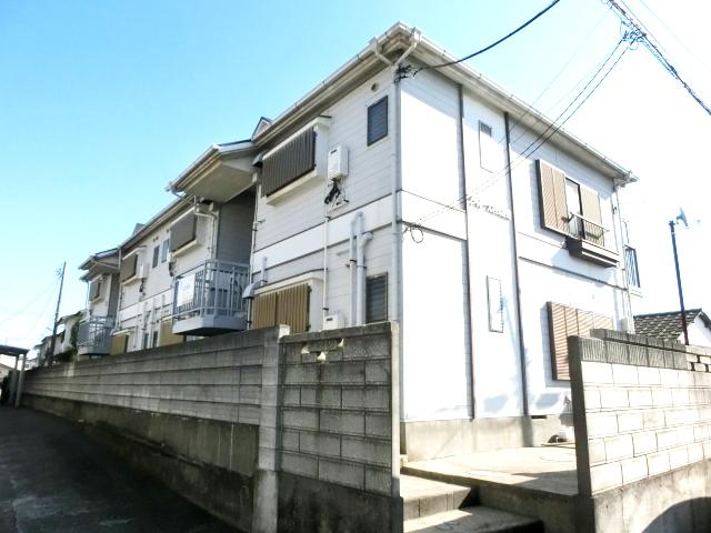 シャトー大杉弐番館外観写真