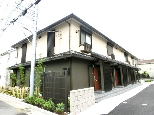 (仮)谷塚町D-room京和風A外観写真