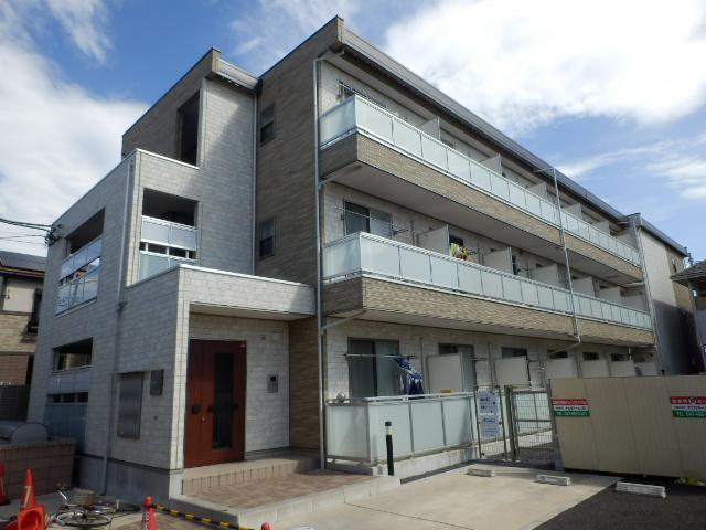 リブリ・チヒロ 壱番館外観写真