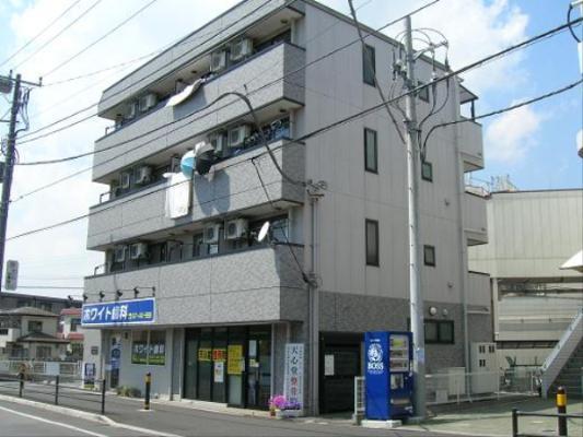 滝不動駅前S.K.ハイツ外観写真