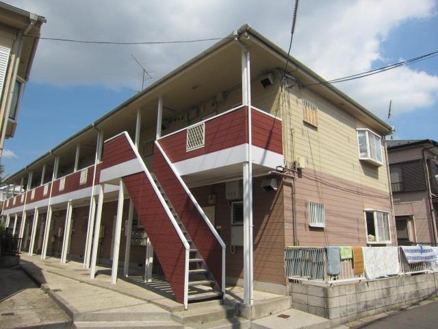 プランドールI・S東アパート A棟外観写真