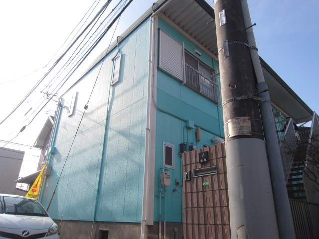 サンハイツ(坪井)外観写真