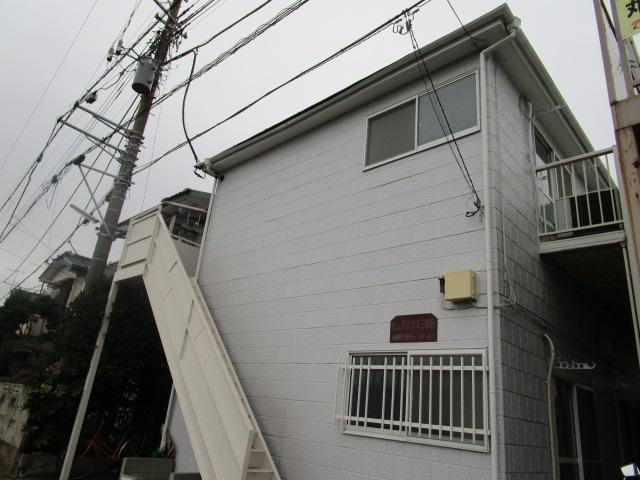 ピュアハウス三咲 B棟外観写真