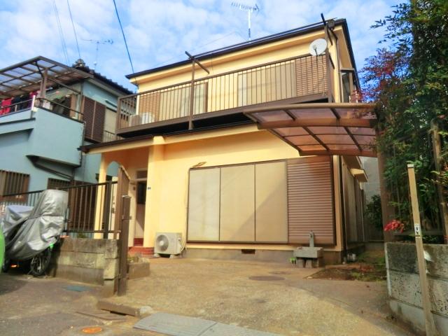 東鎌ケ谷3丁目陽だまりの家外観写真