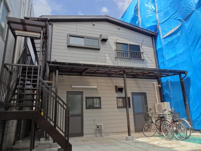 宮本アパート外観写真