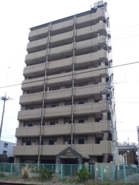 ダイホープラザ橋本Ⅱ外観写真