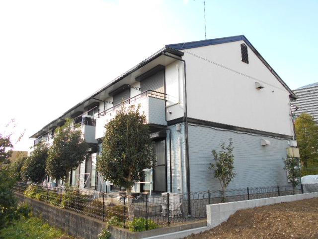 ミコノス西橋本B外観写真