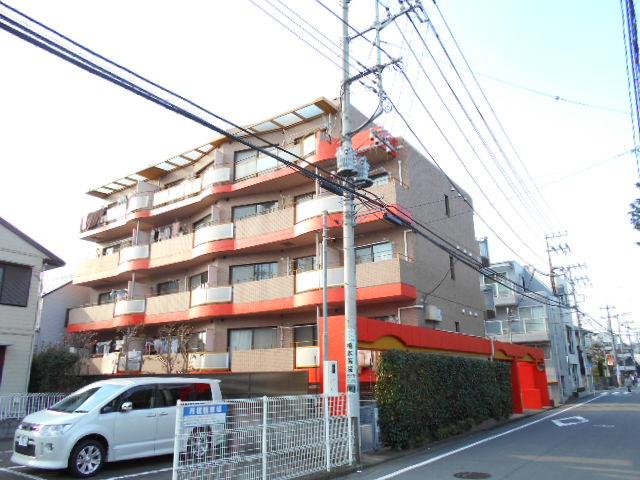コモラード橋本Ⅱ外観写真