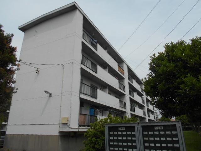 東橋本コーポラス1号棟外観写真
