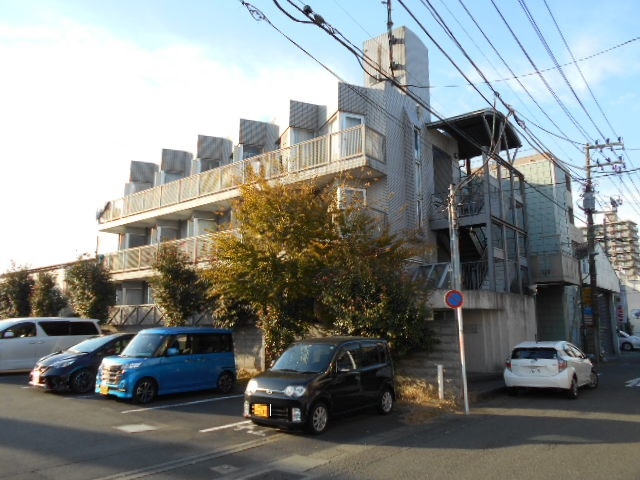 キャトルセゾン橋本Ⅷ外観写真