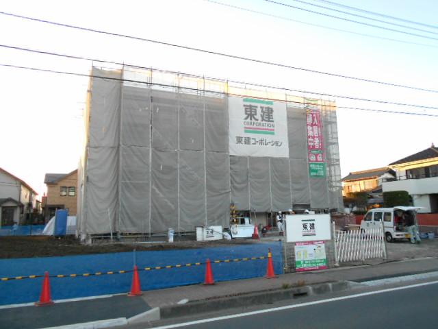 (仮)原宿南新築店舗マンション外観写真