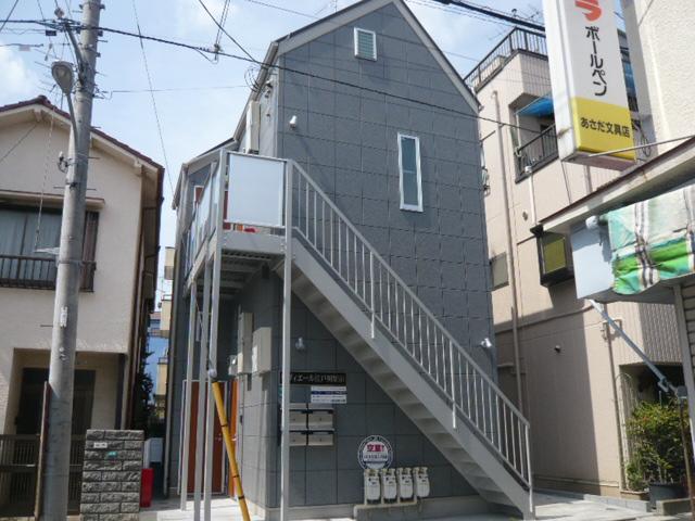 リヴィエール江戸川駅前外観写真