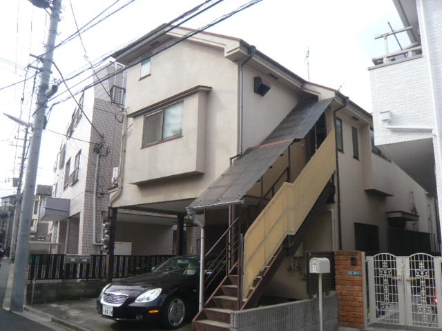 鎌倉4丁目アパート外観写真