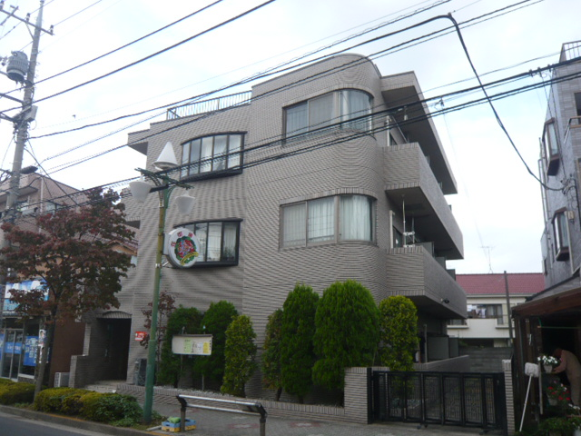 ガーデンハウス壱番館外観写真