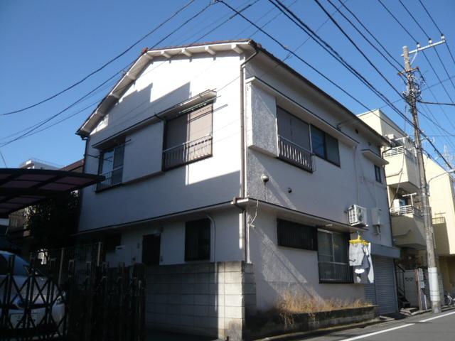 ニュー小村井荘外観写真