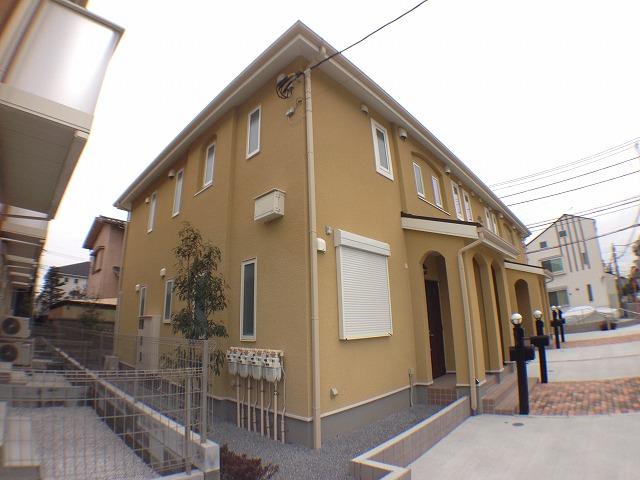 コートハウス鎌倉外観写真
