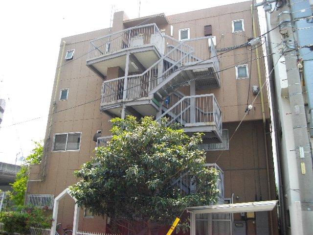 浅井第3マンション外観写真