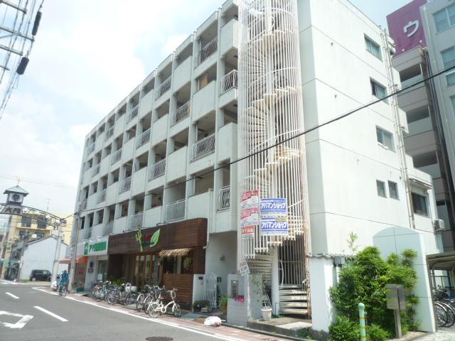 メゾンHIYOSHI外観写真
