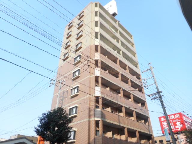 サンシティ畑江通外観写真