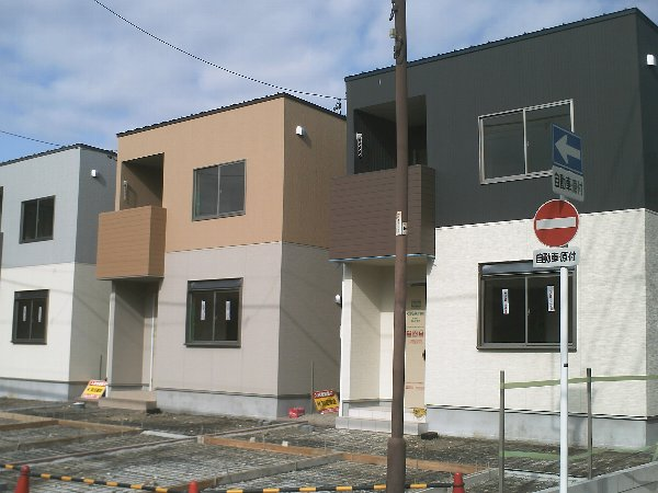草薙町KODATEXⅡ外観写真