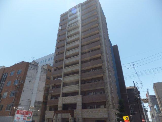 プレサンス名古屋駅前グランヴィル外観写真