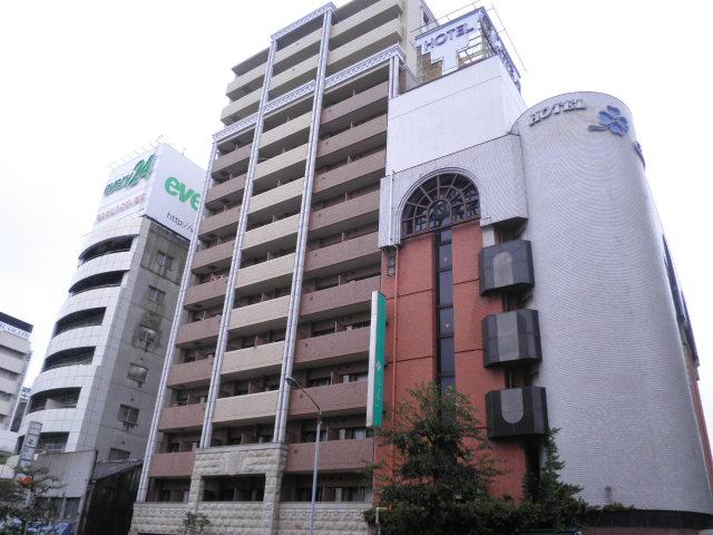 プレサンス名古屋STATIONアブソリュート外観写真
