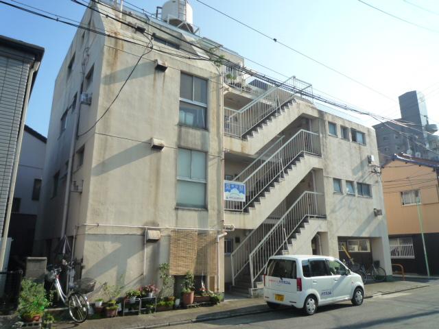 新栄マンション外観写真