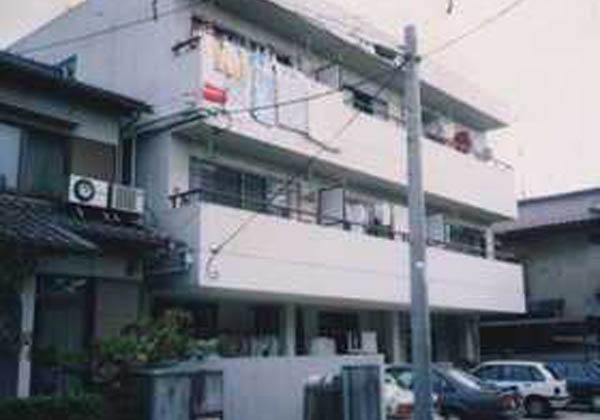 メゾンキムラ外観写真