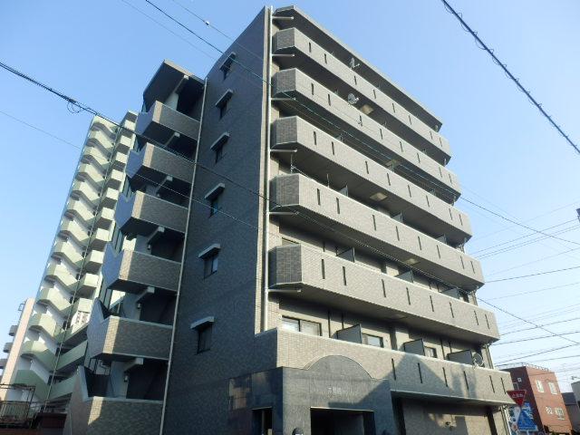 太閤通マンション外観写真