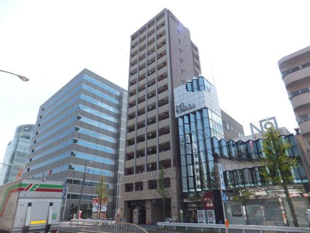 プレサンス名古屋STATIONザ・シティ外観写真