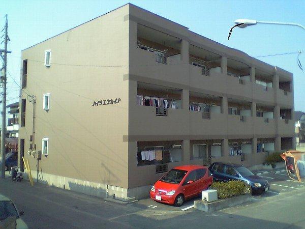 ハイツエスカイア外観写真