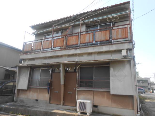 八尾荘 中棟外観写真