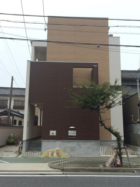 サイプレスト松原町外観写真