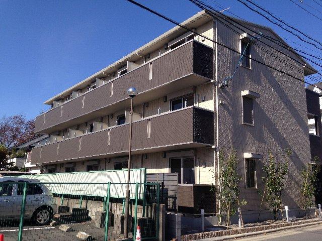 D-room岩塚外観写真