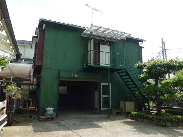 岩崎荘2外観写真
