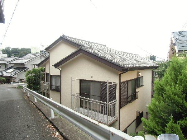 松野荘外観写真