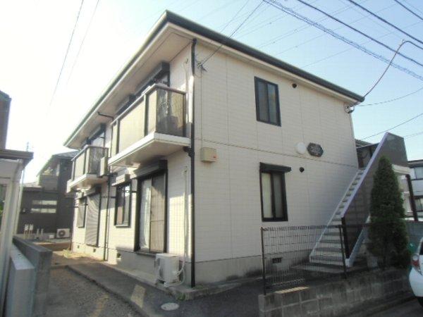 コート・ドゥ・ベール壱番館外観写真