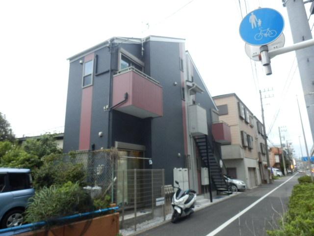 Premium Residence ISOGO外観写真