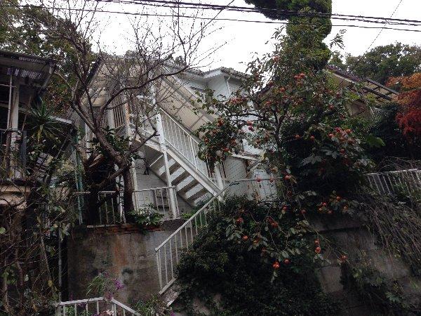 細谷アパート外観写真