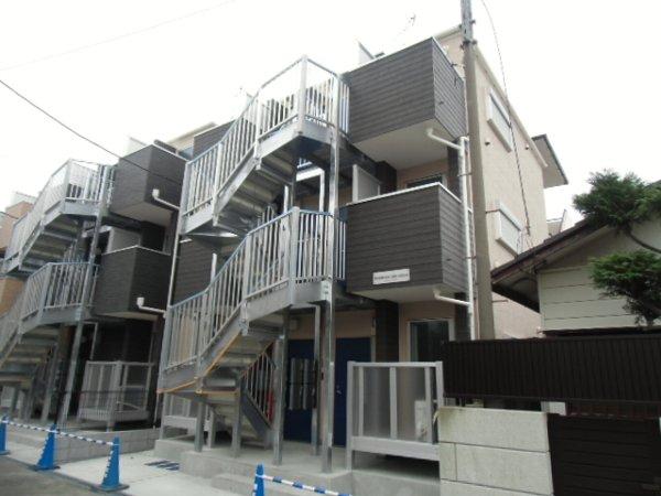 Residence hale ohana外観写真