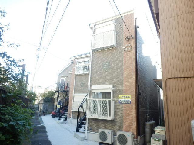ハーミットクラブハウス横濱洋光台外観写真
