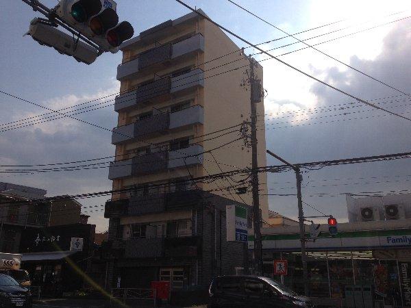 フェリーチェ横濱外観写真