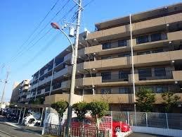 湘南田浦プリンスハイツE棟外観写真